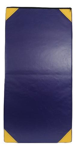 colchoneta individual 1x50x4cm impermeable.