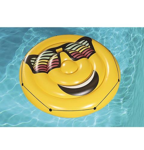colchoneta inflable bestway  emoji 188 cm  43139 pce