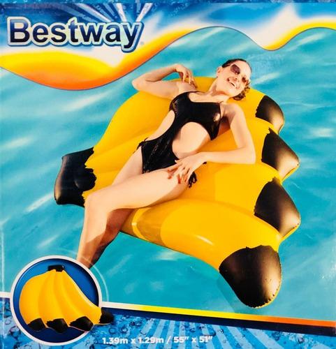 colchoneta inflable bestway palito helado bananas envios
