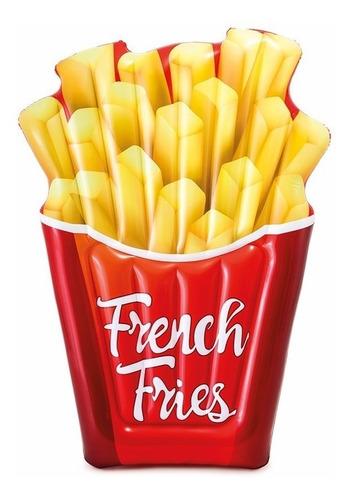 colchoneta inflable  patatas fritas intex 58775