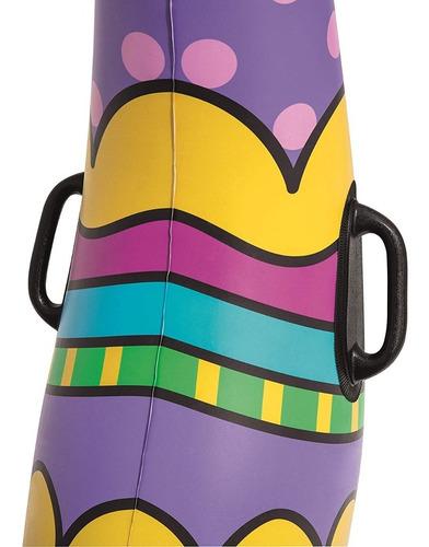 colchoneta inflable pileta con diseño bestway + calidad
