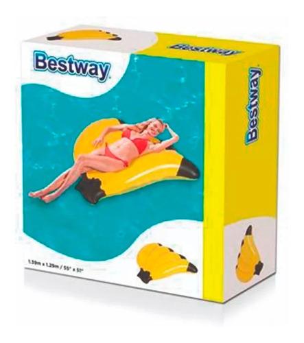 colchoneta inflable racimo de banana bestway 43160 full