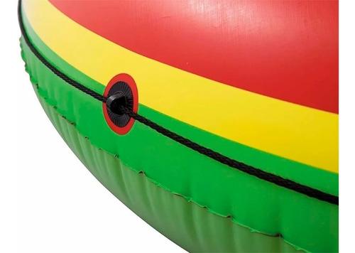 colchoneta inflable sandia flotador bestway 43140 full