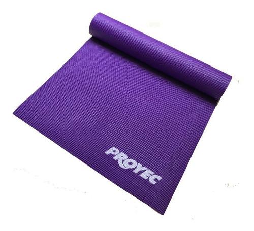 colchoneta mat pilates pvc yoga 4mm espesor entrenamiento