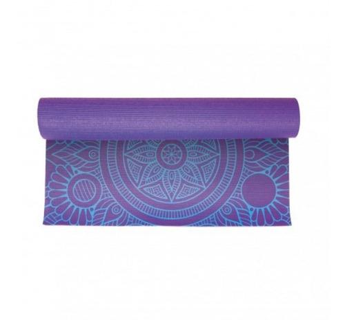 colchoneta mat yoga pilates 6mm estampada drb
