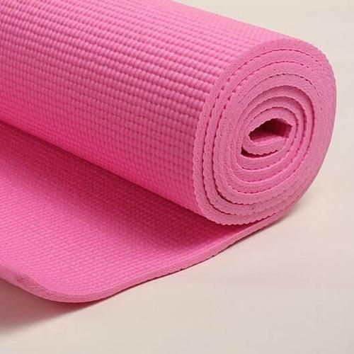colchoneta mat yoga pilates fitness enrollable 6mm