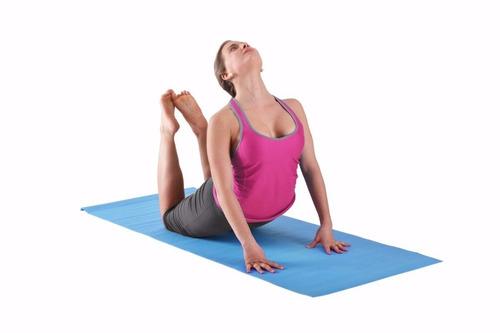 colchoneta mat yoga pilates sportfitness tapete de ejercicio