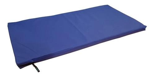 colchoneta mediana densidad 1mx0,50mx0,04 gym sport gimnasia