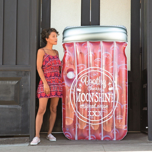 colchoneta moonshine 1.90m x 1.14m  - bestway
