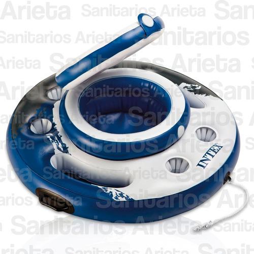 colchoneta para agua intex conservadora bebidas new 89 cm