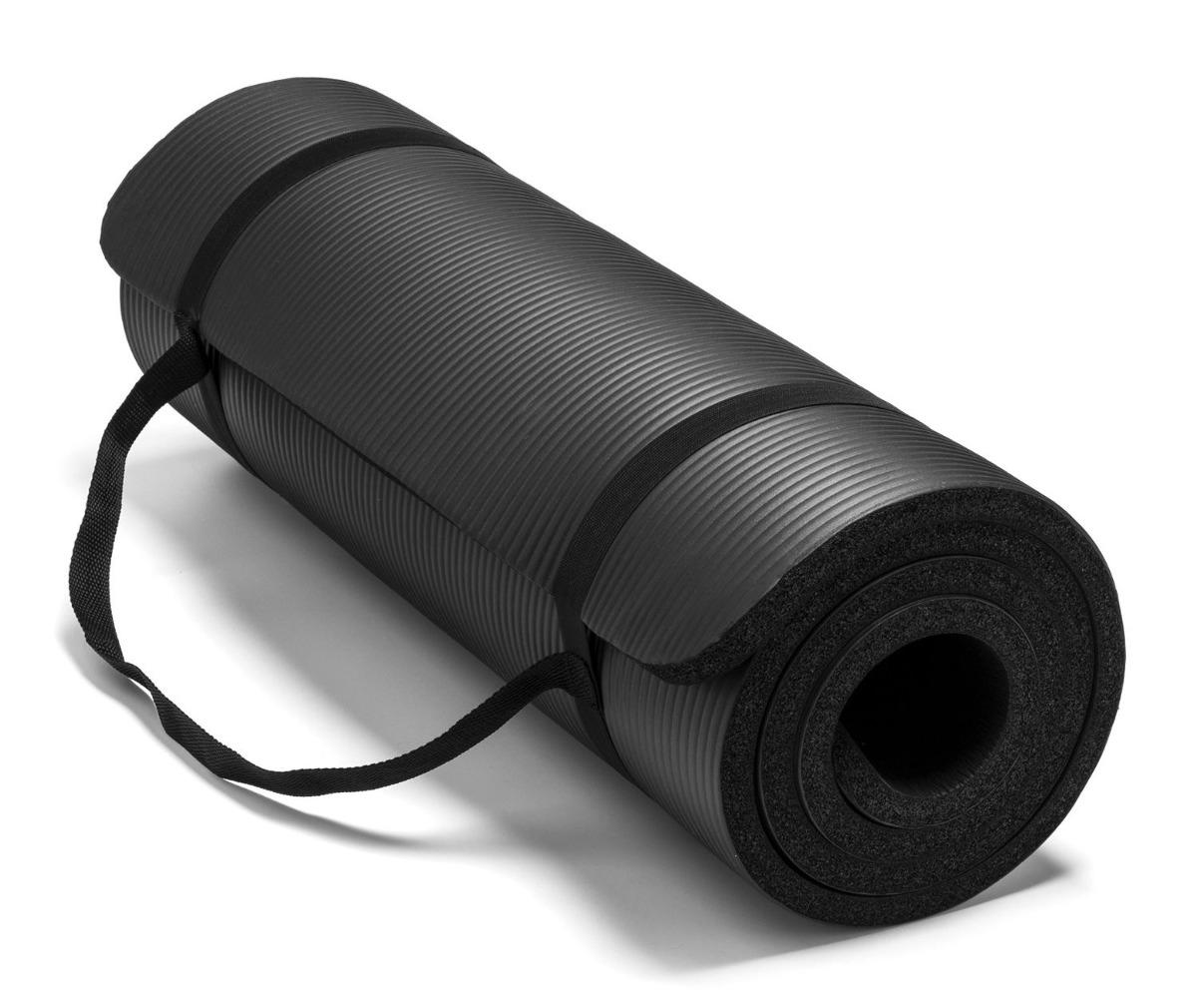 Colchoneta Para Yoga-pilates-fitness-gimnasia En Nbr