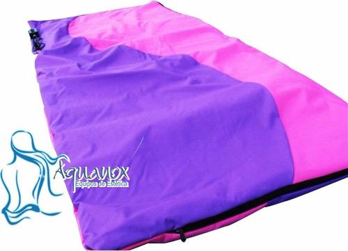 colchoneta térmica calienta camilla tipo manta