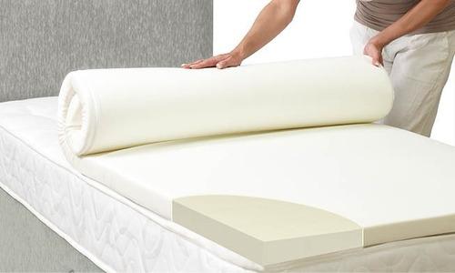 colchoneta topper memory foam better dream 5cm matrimonial