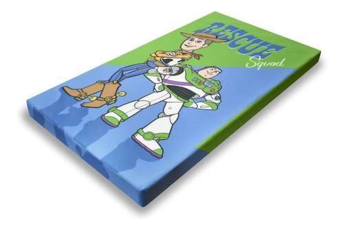 colchoneta toy story 4