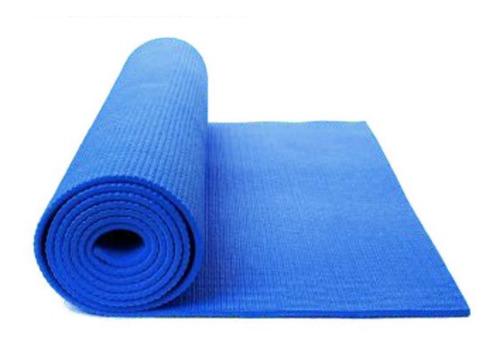 colchoneta yoga 4.0mm 1.70 x 60 con bolso