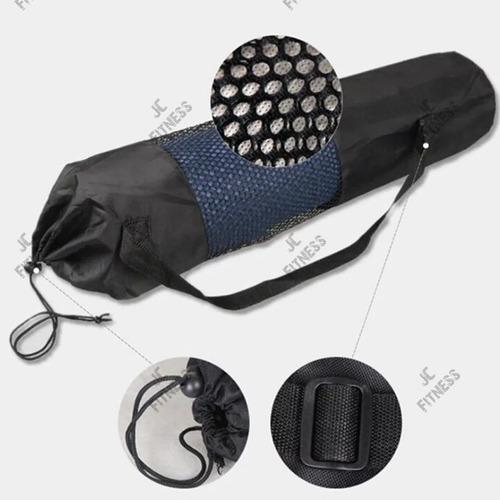 colchoneta yoga - enrollable+bolso maletin