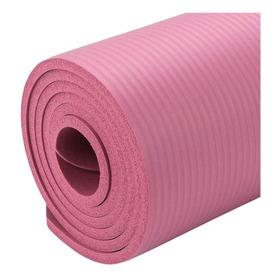 Colchoneta Yoga Gym 180 X 60 X 1 Cm. Pilates + Bolso
