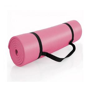 Colchoneta Yoga Pilates Mat Tapete Ejercicios 1cm Profit