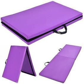9c922b2e97e Colchoneta Plegable Vinipiel Interior Hule Espuma 120 X 60cm por Altera. 16  vendidos · Purple - ¿6  X 24 X1.5