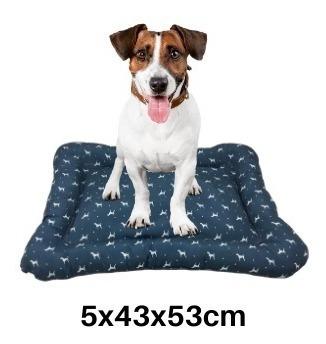colchonete cama cães e gatos p 5x43x53cm