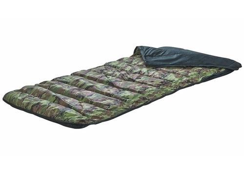 colchonete e saco de dormir - duo camp - camping