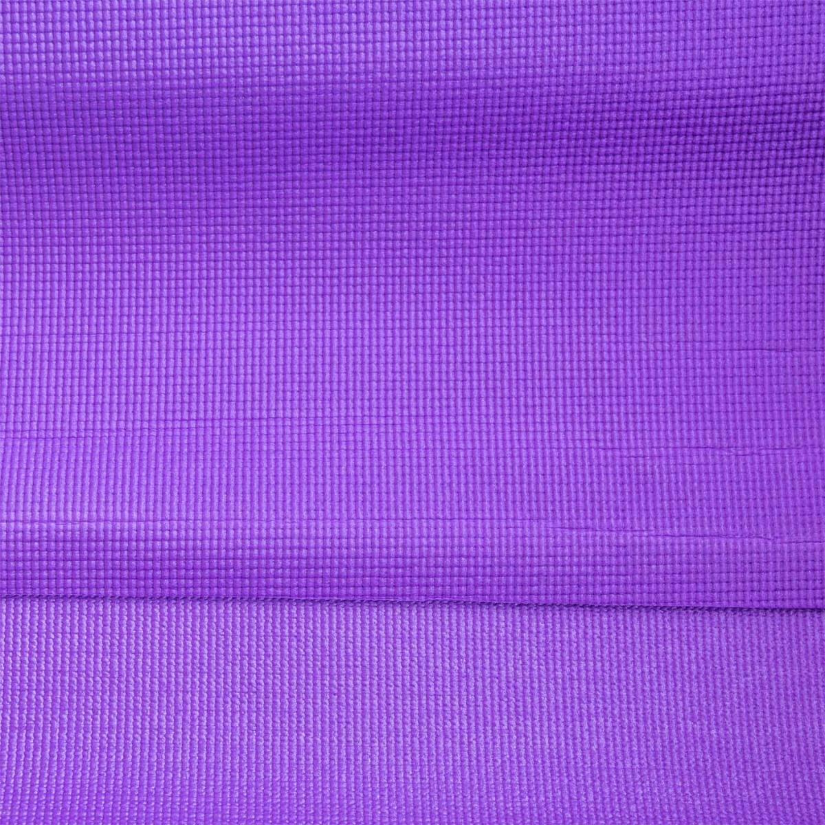 colchonete esteira tapete yoga mat pilates pvc + 1 bolsa 5mm. Carregando  zoom. 99c86f50e4a4