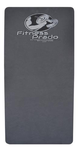 colchonete eva preto 100 x 50 x 20 mm - halteres e anilhas