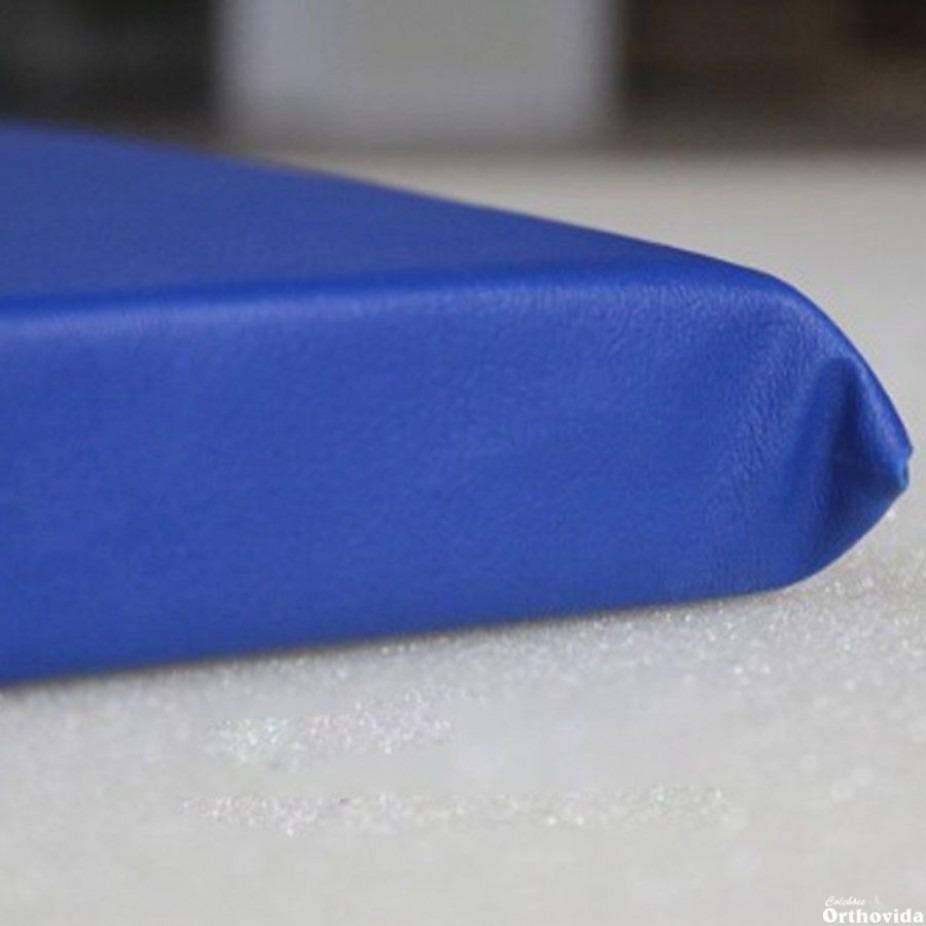 605f94ee0f Colchonete Padrão Academia (o Mais Vendido) 100cm X 60cm - R  42