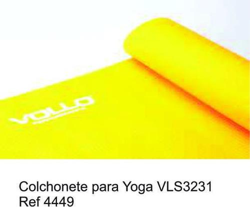 colchonete para yoga vollo