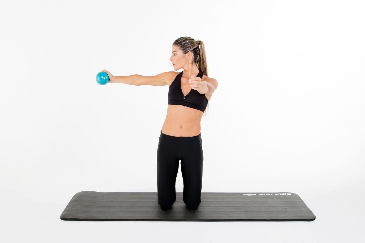 Colchonete Professional Mat Pilates Mormaii - Preto - R  79,90 em ... 3ac370da8b
