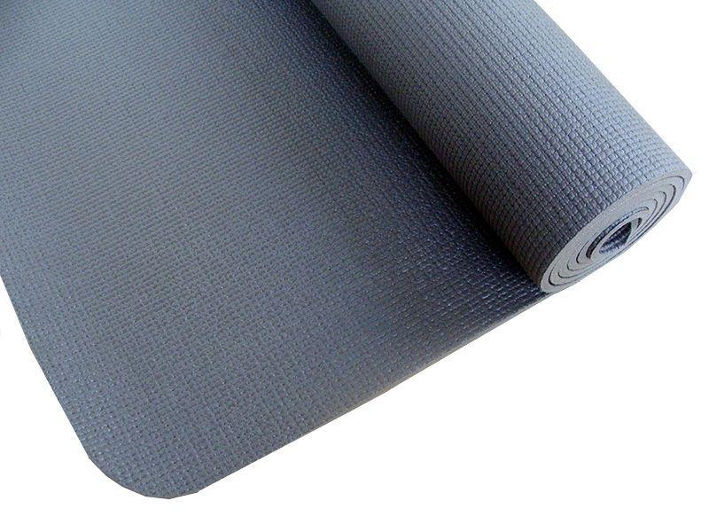 colchonete tapete yoga ginastica pilates mat esteira pvc. Carregando zoom. 5c6d9e482a42