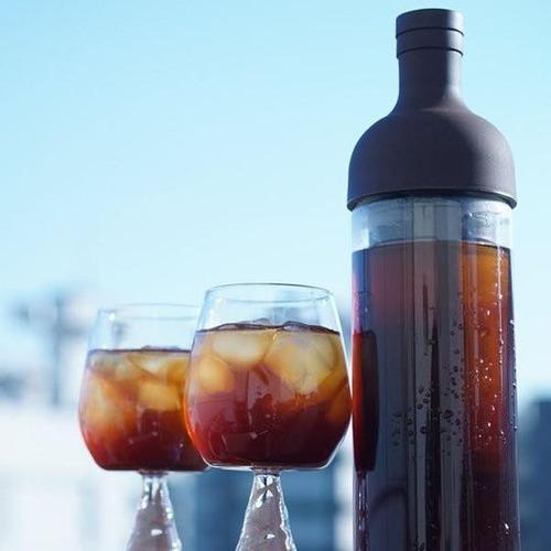 cold brew coffee botella hario cafe frio infusor barista