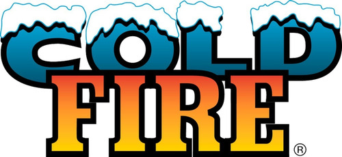 cold fire sprinkler portátil 12 litros color plateado