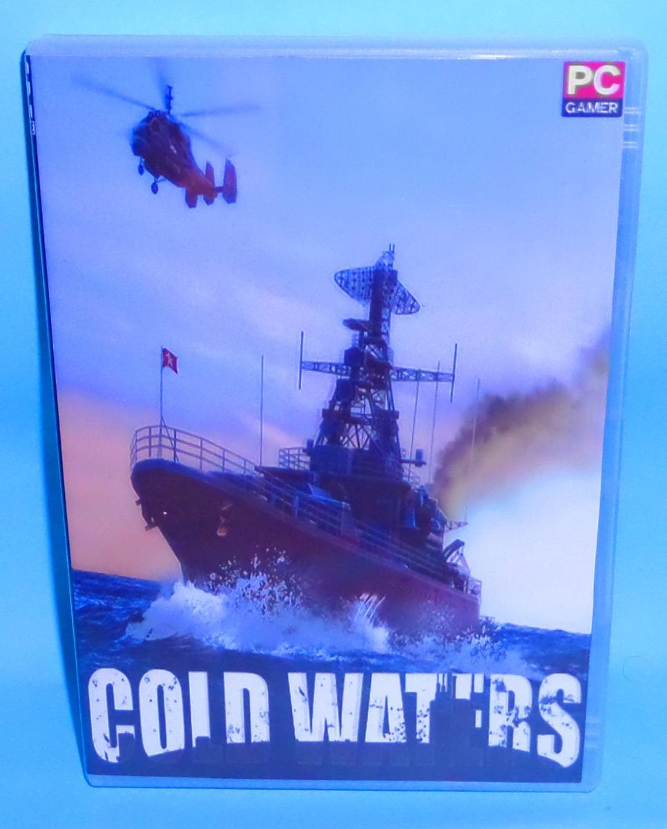 Cold Waters - Pc Dvd - Mídia Física - Frete 8 Reais