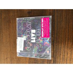Coldplay - Live 2012 Cd + Dvd - Nuevo Y Cerrado
