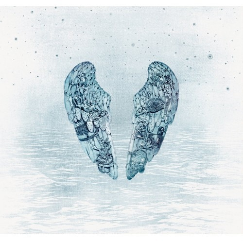 coldplay ghost stories live 2014 disco cd + dvd