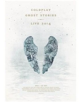 coldplay ghost stories live cd + dvd nuevo original