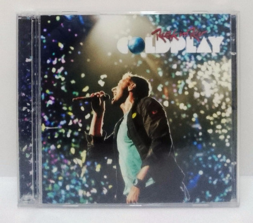 coldplay rock in rio 2011 cds