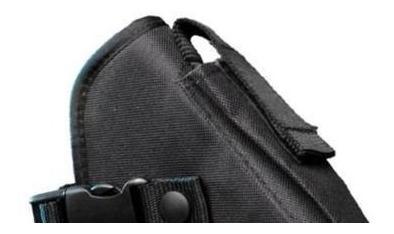 coldre crosman sah02 para air soft fixação em cinto