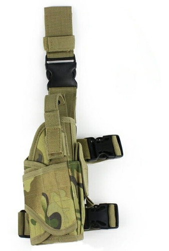 coldre de perna airsoft multicam