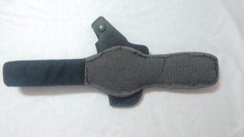 coldre de tornozelo para revólver calibre 38 3 polegadas