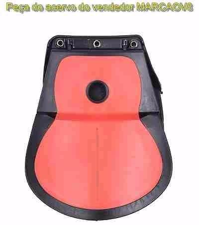coldre estilo fobus pistola beretta 92, taurus 92 99 100