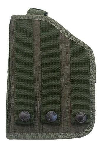 coldre modular cia militar para pistola cm2009 verde