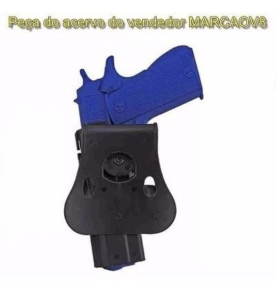 coldre tatico para pistola 1911 colt taurus imbel e outras