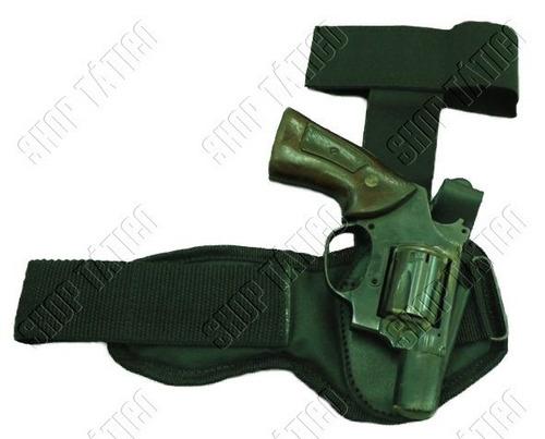 coldre tornozelo revolver 38/2  paisano velado destro