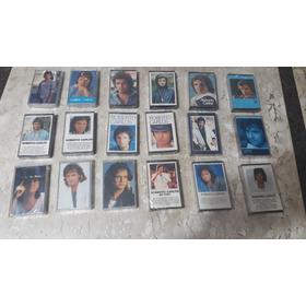 Coleção 39 Fitas K7 - Roberto Carlos - Lacrado