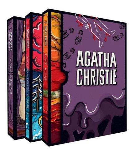 colecao agatha christie - box vol. 1