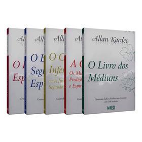 Coleção Allan Kardec [5 Volumes]