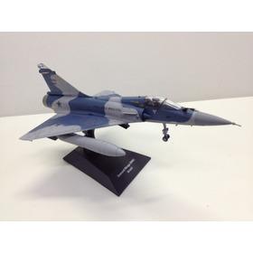 Coleção Aviões De Combate A Jato - Mirage 2000 C Brasil -