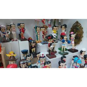 Coleção De Bonecas Betty Boop Em Resina Salvat Preço De Cada
